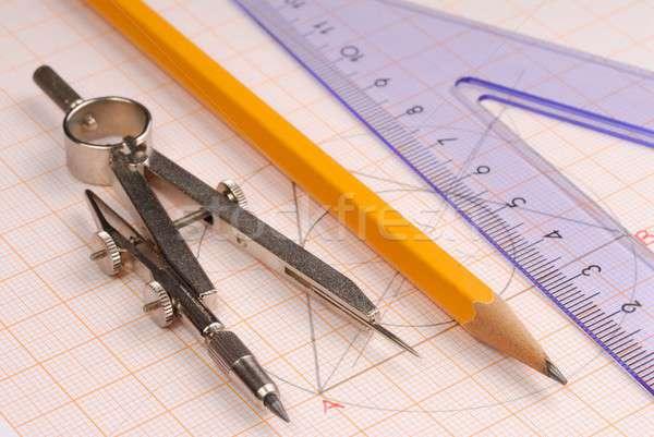 Geometry Stock photo © ajt