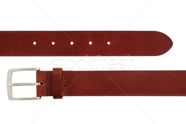 Leather belt Stock photo © ajt