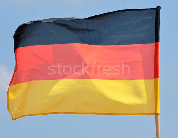 German Flag Stock photo © ajt