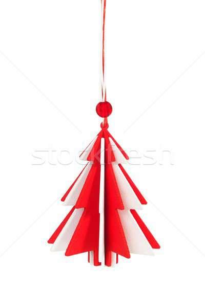 Christmas tree decoration Stock photo © ajt