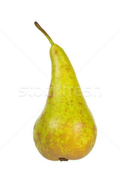 Pear on white Stock photo © ajt