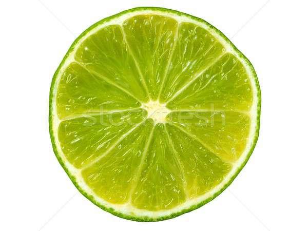 Lime slice Stock photo © ajt