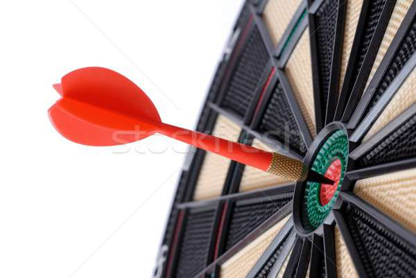 Darts Stock photo © ajt