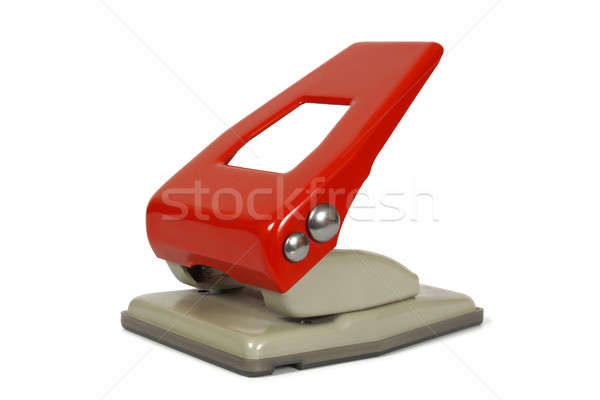 Hole punch Stock photo © ajt