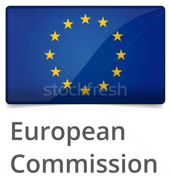 European Commission Stock photo © akaprinay