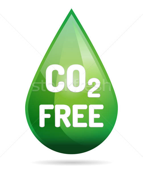 CO2 Free Stock photo © akaprinay
