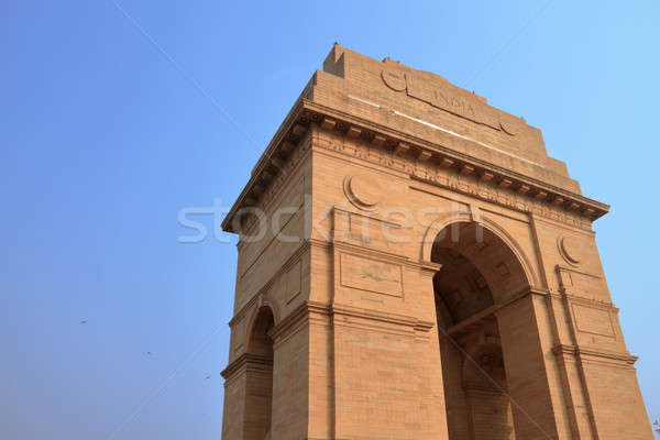 War Memorial India Gate, New Delhi, India Stock photo © Akhilesh