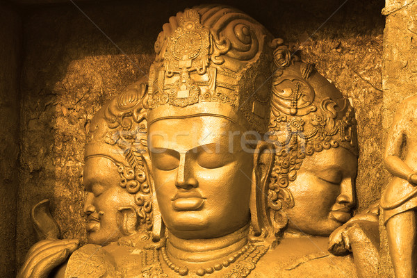 Indian God's Sculpture Stock photo © Akhilesh