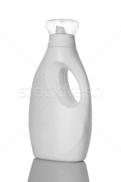 белый прачечной моющее средство жидкость бутылку Сток-фото © Akhilesh