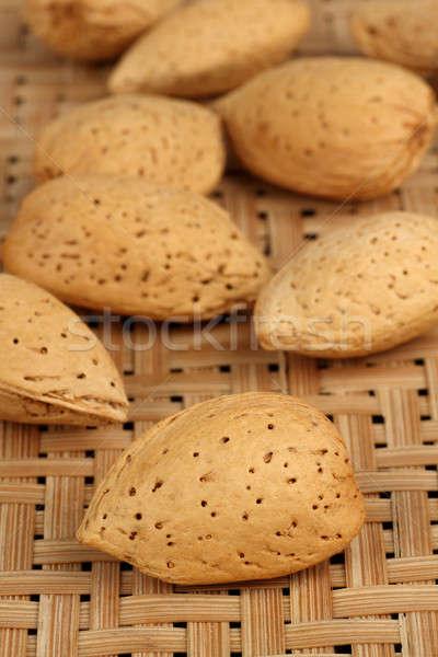 クローズアップ 木製 食品 自然 シェル ストックフォト © Akhilesh