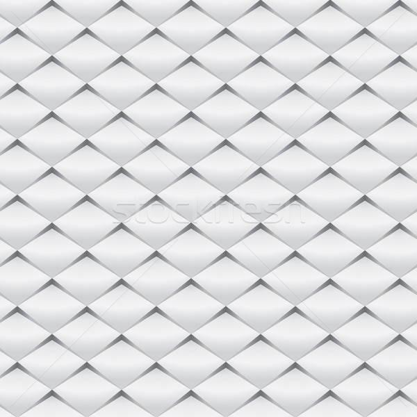 ストックフォト: 抽象的な · 白 · グレー · パターン · 紙 · テクスチャ