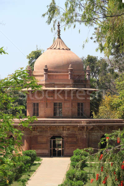 Historical Monument in Allahabad, Uttar Pradesh, India Stock photo © Akhilesh