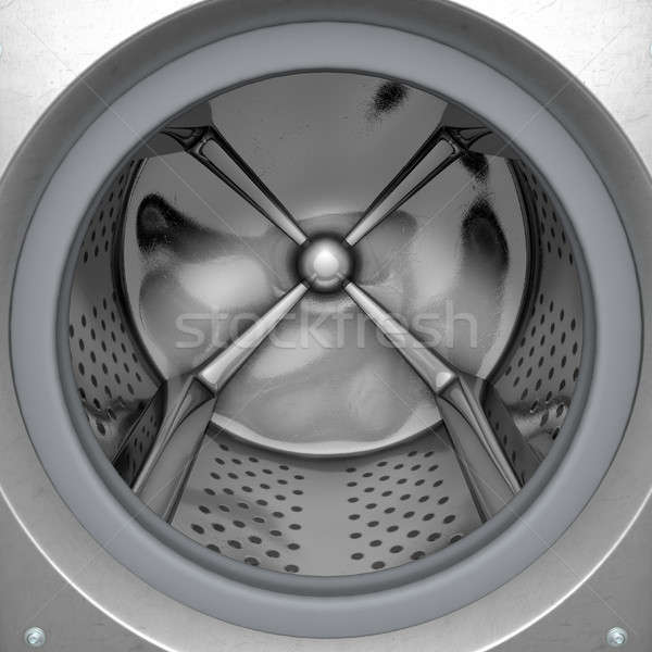 Washing Machine Drum Stock photo © albund