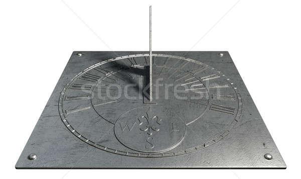 Sundial Stock photo © albund