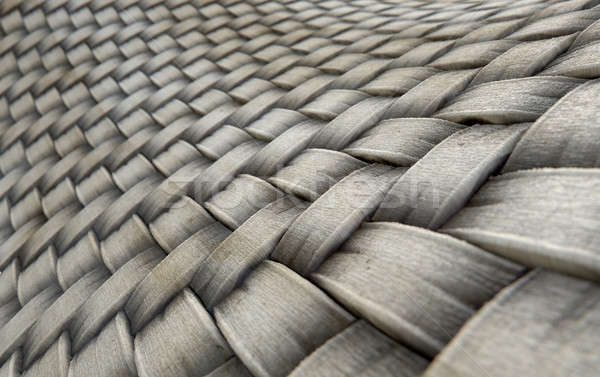 Stock photo: Micro Fabric Weave Dirty