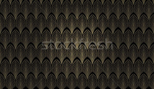 Art Deco Wall Stock photo © albund