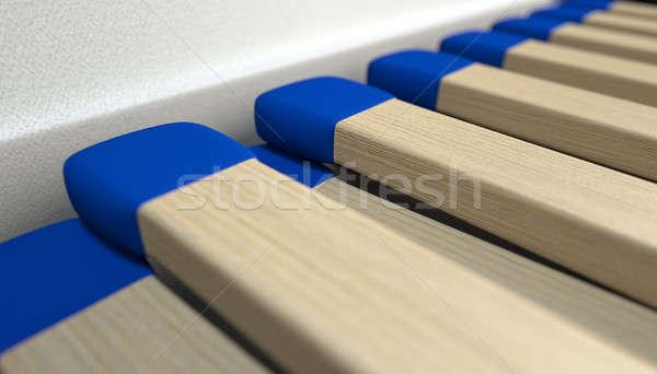 Book Of Open Matches MAcro Stock photo © albund