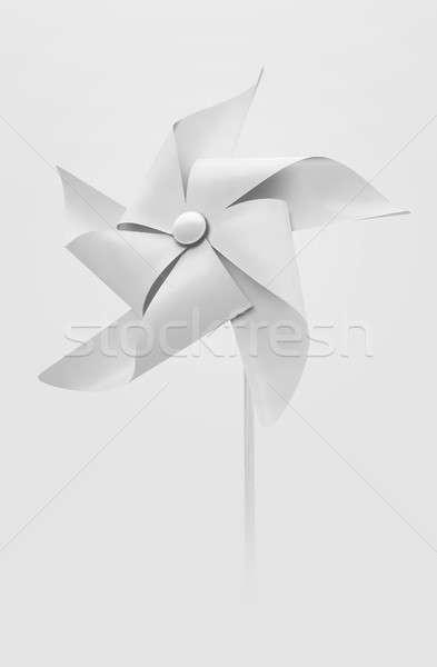 White Pinwheel Stock photo © albund