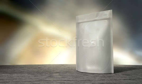 Generic Soft Product Packaging Stock photo © albund