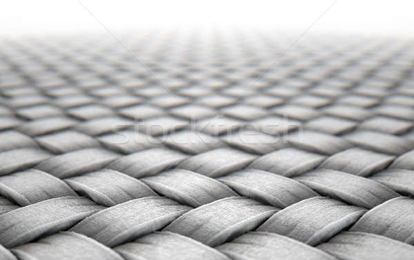 Micro tejido 3d microscópico vista simple Foto stock © albund