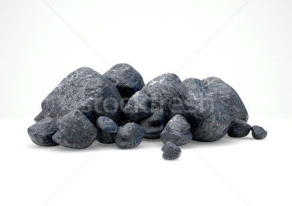Aluminum Nugget Collection Stock photo © albund
