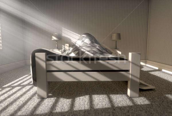 Morning Sleep In Stock photo © albund