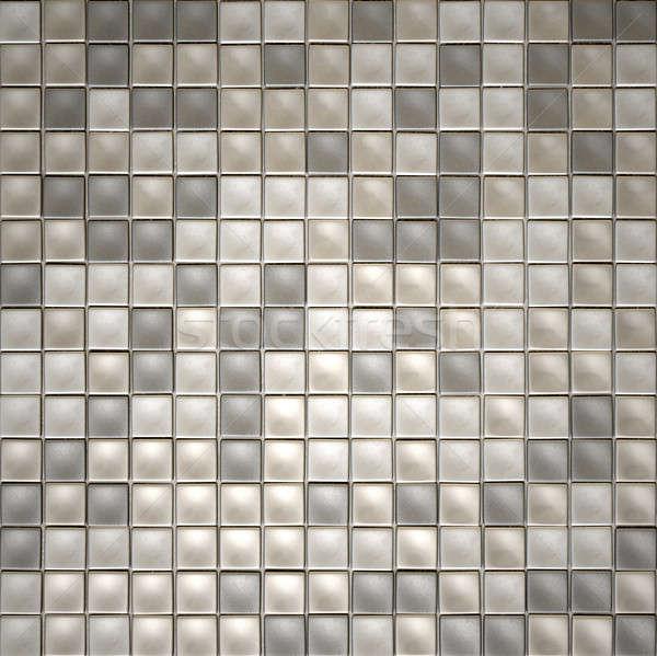Bathroom Mosaics Stock photo © albund