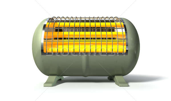 Electrical Heater Stock photo © albund