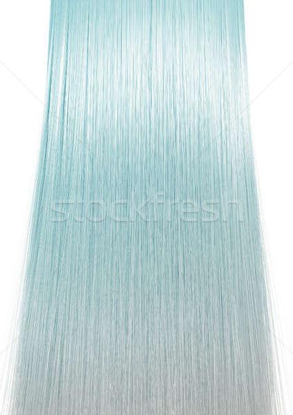 волос идеальный прямой 3d визуализации симметричный мнение Сток-фото © albund