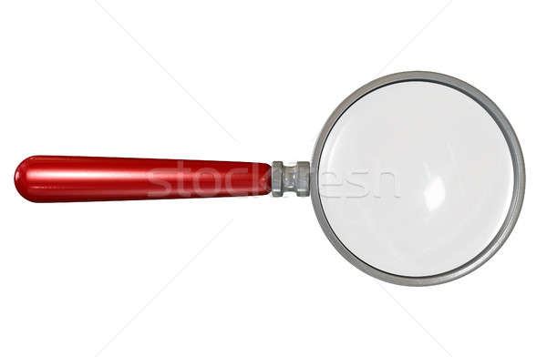 Magnifying Glass Stock photo © albund
