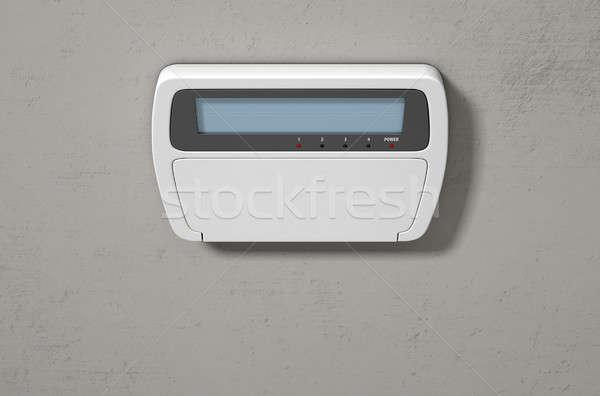 Security System Panel  Stock photo © albund