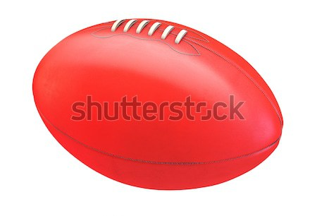 Aussie Rules Ball Stock photo © albund