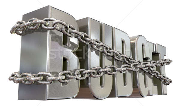 Budget Restraints And Chains Stock photo © albund
