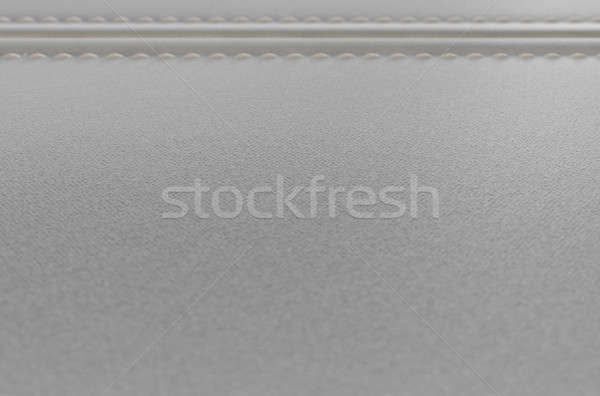 Canvas Material And Stitched Seam Stock photo © albund