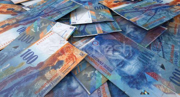банкнота макроса мнение грязный Сток-фото © albund
