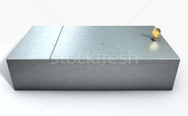 Safety Depost Box  Stock photo © albund