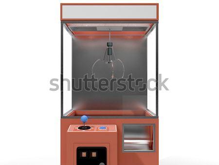 Claw Arcade Game Stock photo © albund