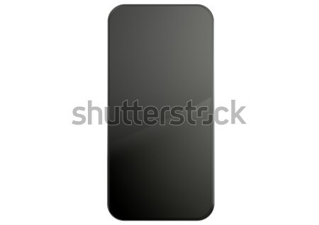 Generic Smart Phone Front Stock photo © albund
