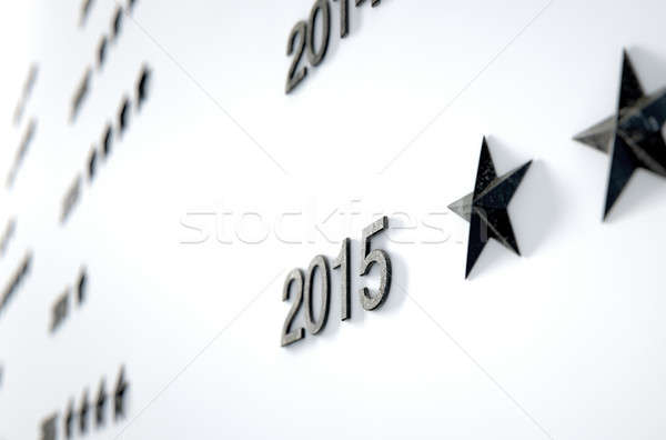 Tábla 3d render közelkép csillagok anonim egyének Stock fotó © albund