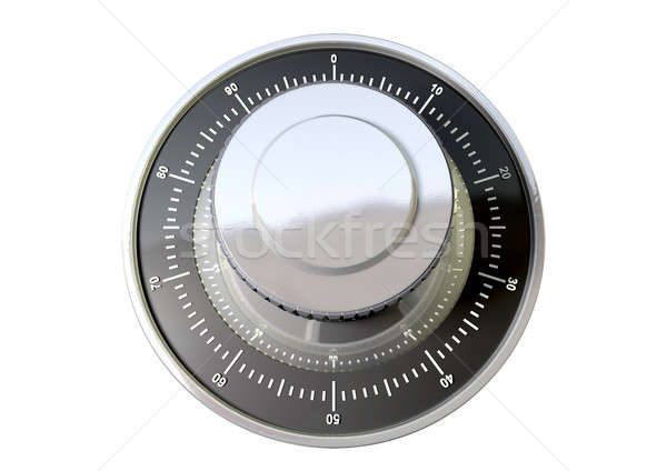 Combination Dial Top Stock photo © albund
