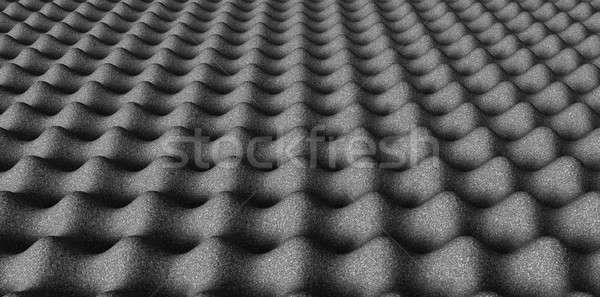 Sound Foam Squared Stock photo © albund