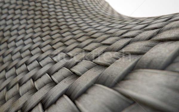 Micro Fabric Weave Dirty Stock photo © albund