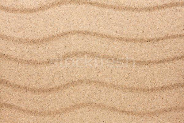 Textúra homok sivatag természet háttér hullám Stock fotó © alekleks