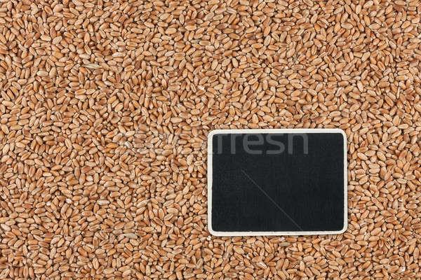 цен тег Ложь пшеницы пространстве природы Сток-фото © alekleks