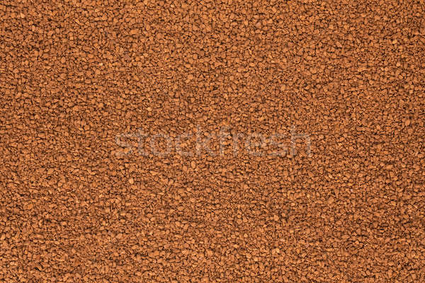 Background out of granulated coffee Stock photo © alekleks