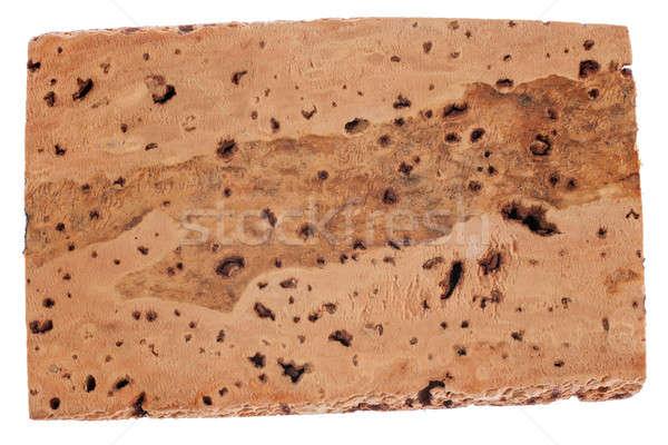 Wood cork Stock photo © alekleks