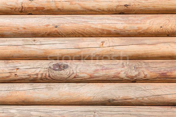 クローズアップ テクスチャ 壁 太陽 家 木材 ストックフォト © alekleks