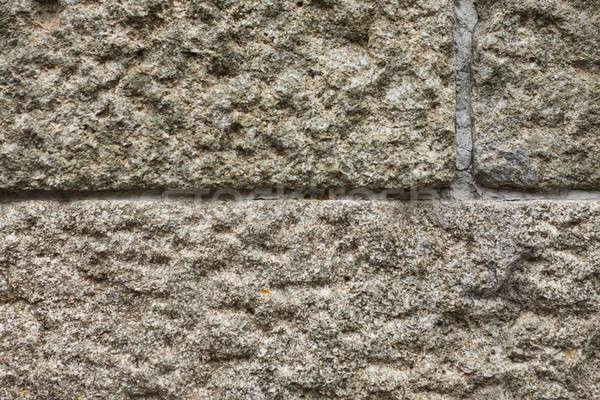 Duvar granit çimento can kullanılmış doku Stok fotoğraf © alekleks
