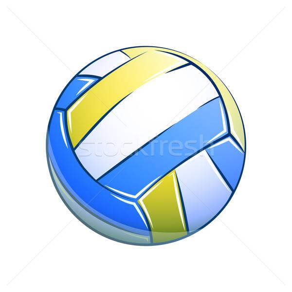 Volleyball  ball Stock photo © Aleksangel