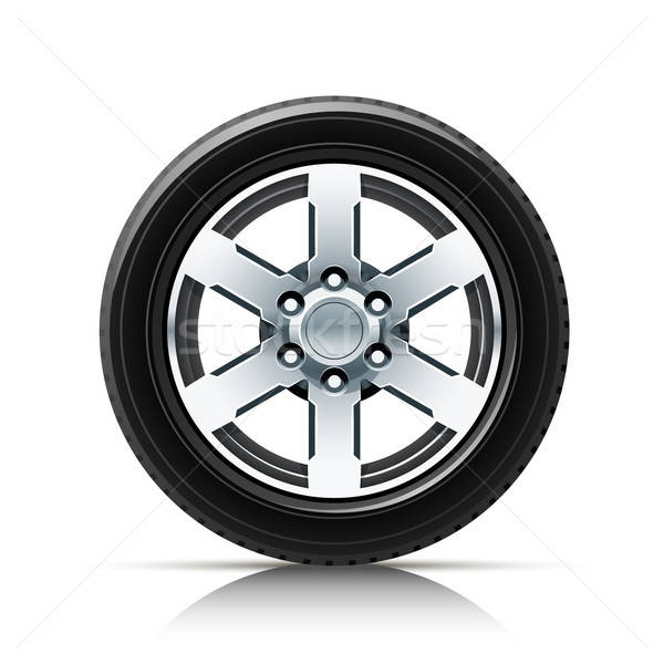 car wheel Stock photo © Aleksangel